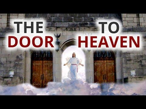 The Vortex—The Door to Heaven