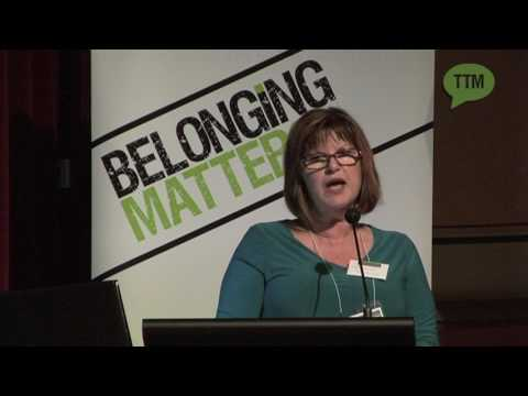 Living Distinctive Lives - The Art of Belonging Conference