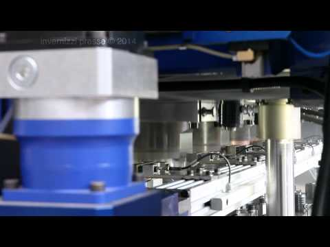 GNMLT-2 500 Invernizzi presse Transfer Press Deep Drawing - Blech tiefziehen
