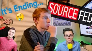 SourceFed is over...that time I was in a SourceFed video