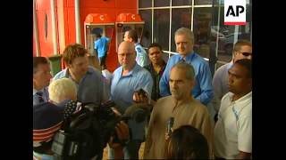 etimor president leaves hospital after assassination attempt