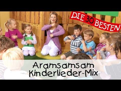 Aramsamsam - Kinderlieder-Mix