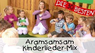 Aramsamsam - Kinderlieder-Mix || Singen, Tanzen und Bewegen