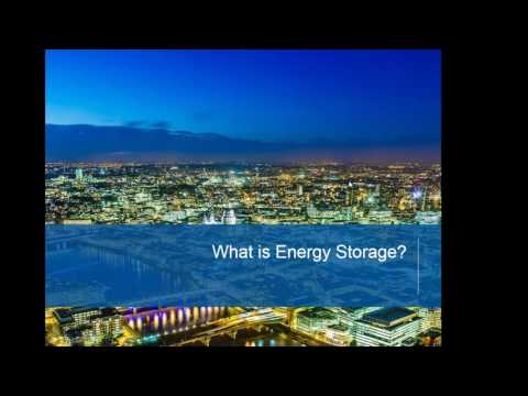 Webinar Emerging Energy Technology Series Is Energy Battery Storage The Next Big Thing 1
