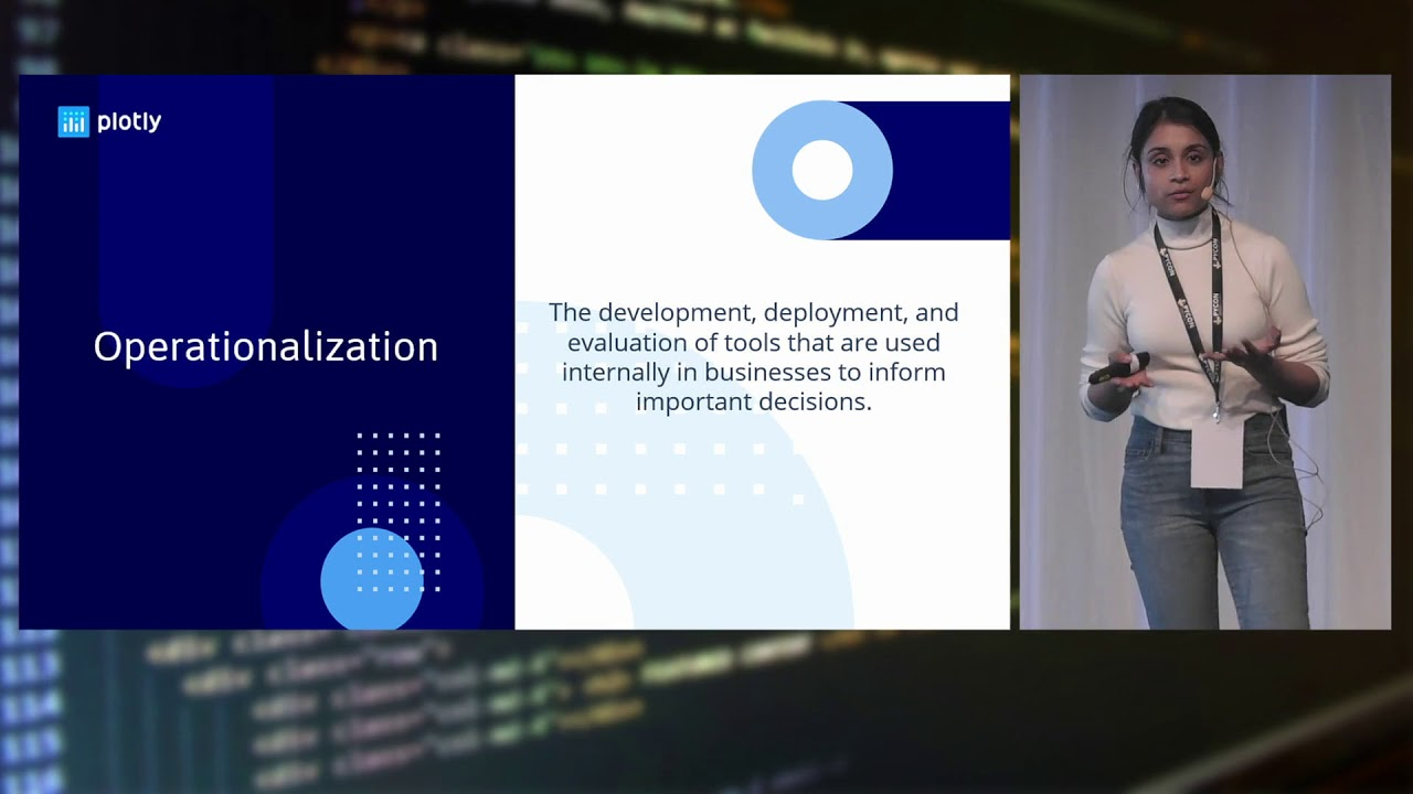 Image from Keynote: The Ubiquity of Operationalizing Python Models