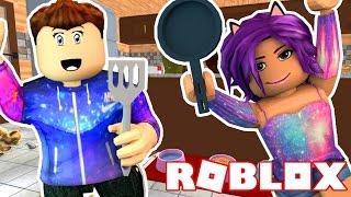 Escape The Kitchen | Roblox Obby w/JoeyGraceffa