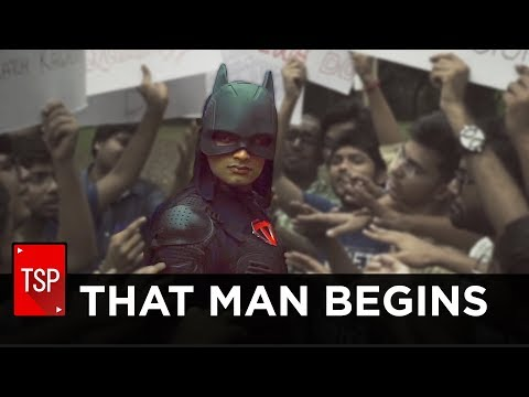 TSP || That Man Begins || A Superhero with Middle Class Powers