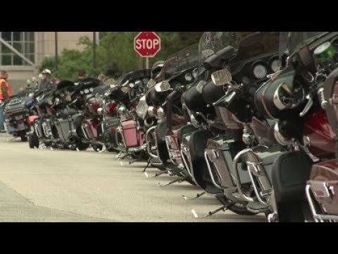 12th Annual Big Unit Poker Run Raises Funds For Fisher House