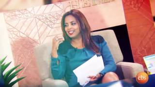 Helen Show ሄሌን ሾው : Konjit Courageous Mother and Disability Advocate Kedist