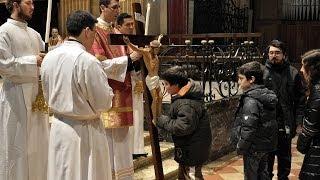 2013/03/29 Adorazione della Croce