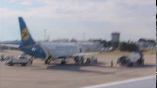 Ukraine International Airlines 737 at Kyiv Boryspil International Airport (KBP)