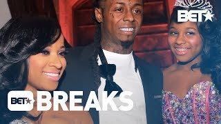 Lil Wayne Rushes To Toya Wright