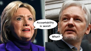 Julian Assange Claims Next Batch of Hillary Clinton Emails is Enough For Indictment