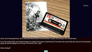 Eine 43 Jahre alte Audio Cassette und ihr Inhalt