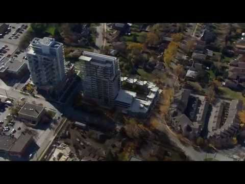 See how to successfully merge an Architectural CGI model into Aerial, Drone, UAV video footage