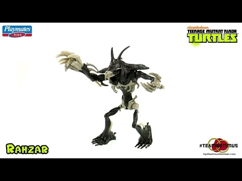 Video Review Of The Nickelodeon Teenage Mutant Ninja Turtles: Rahzar