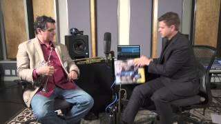 Rex Richardson and PreSonus: Practicing and Preparing for Performance