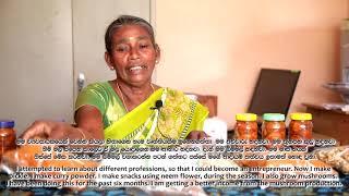 Empowered Women, Peaceful Communities: Balakrishnan Meenakshi