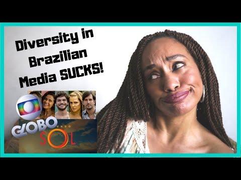 The Horrible Diversity in Brazilian Media (O Segundo Sol)