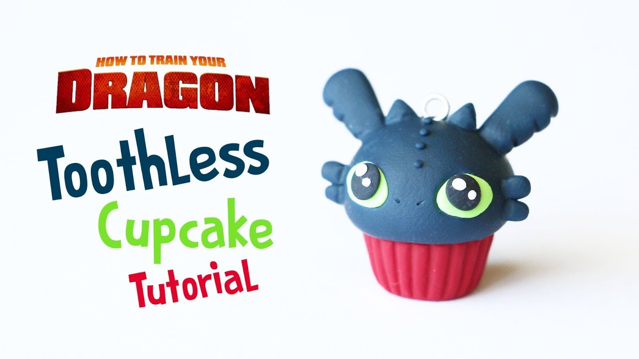 how to train your dragon cupcake stand