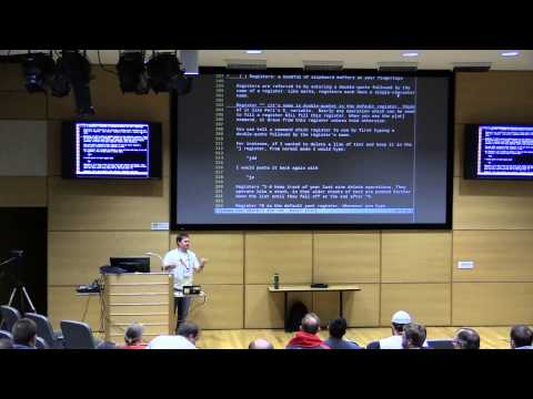 "Openwest 2015 - Erik Falor - ""From Vim Muggle to Wizard in 10 Easy Steps"" (8)"