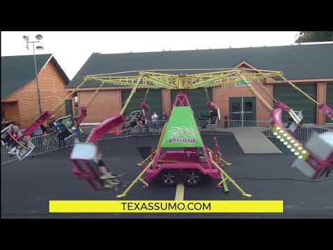 Amusement Ride Rentals - Dallas, TX - (214) 357-7077