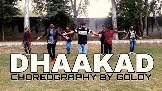 Dhaakad Song Dangal Movie Dance By GDV Crew | Aamir Khan | Pritam | Amitabh Bhattacharya | Raftaar