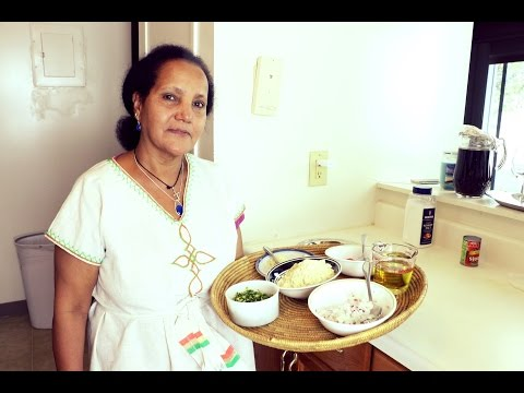 "Ethiopian Cuisine ""How to Make Buticha"" የቡጥጫ ምግብ አሰራር"