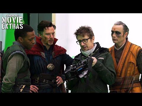 Go Behind the Scenes of Doctor Strange (2016)