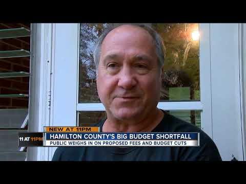 Hamilton County stares down budget shortfall