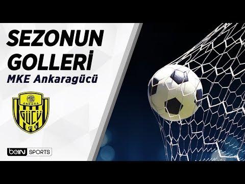 Süper Lig'de 2018-19 Sezonu Golleri   MKE Ankaragücü