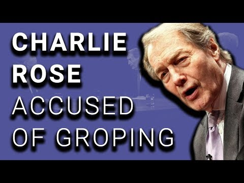 Charlie Rose Accused of Sexual Harassment by 8 Women, Suspended