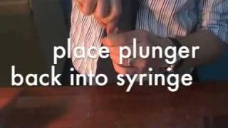 photosynthesis syringe experiment year 8