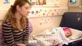Report about Olga Netyukhailo on Israeli channel 9