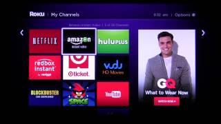Roku 3 User Interface Review (1080p HD)