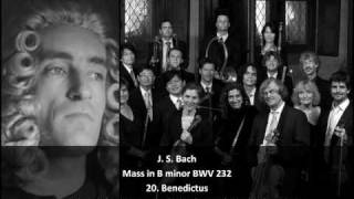 J. S. Bach - Mass in B Minor BWV 232 - 20. Benedictus (20/23)