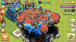 TOWN HALL 12 ELECTRO DRAGON BASE GAMEPLAY WITH PROOF | Clash of Clans Electro Dragon Private Server
