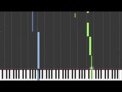 David Guetta - Titanium Sheet Music + Piano Tutorial