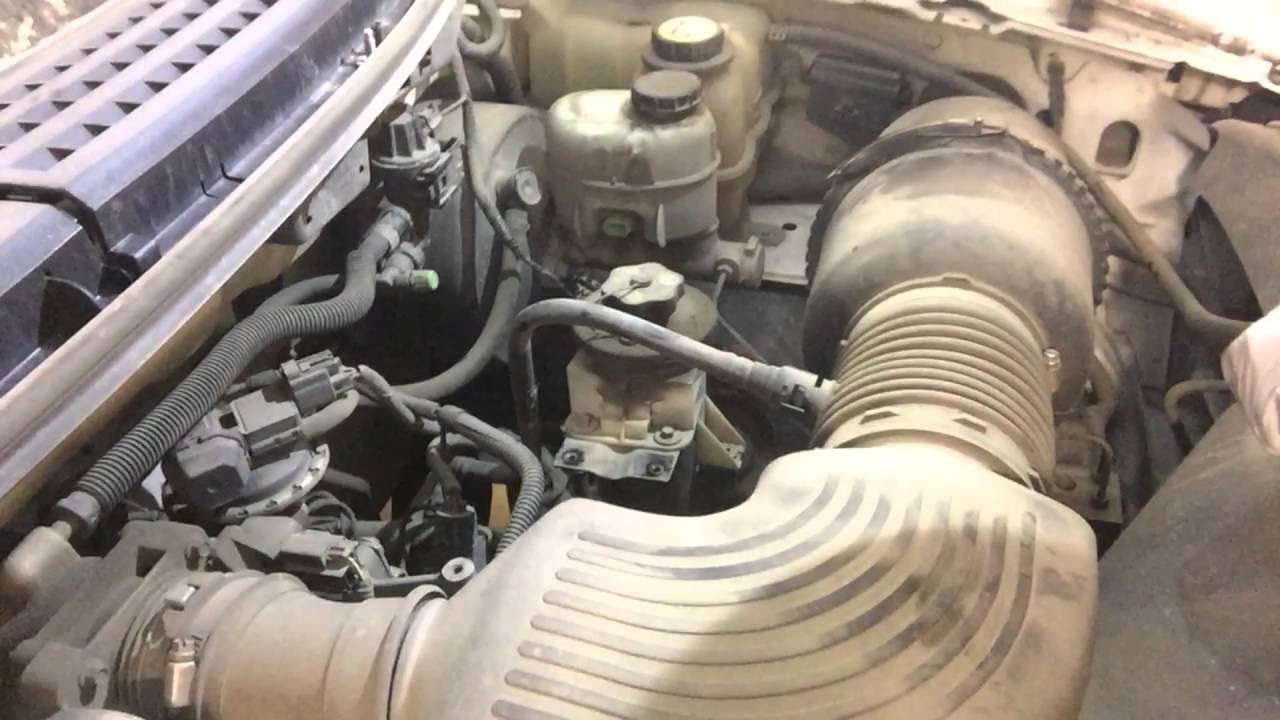 ford f150 p0301 p0305 ford f150 intake manifold gaskets replace youtube [ 1280 x 720 Pixel ]