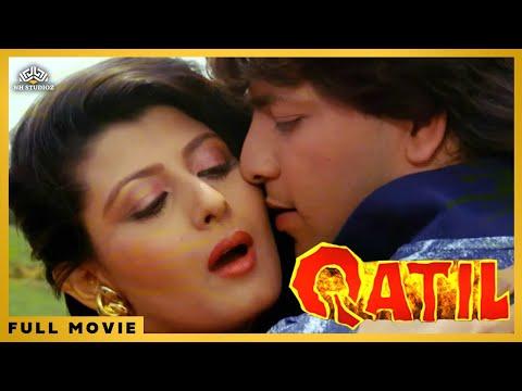 Qatil (1988)    Aditya Pancholi, Sangeeta Bijlani    Crime Mystery Thriller Full Hindi Movie