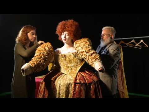 Queen Elizabeth- Theatrical Costume