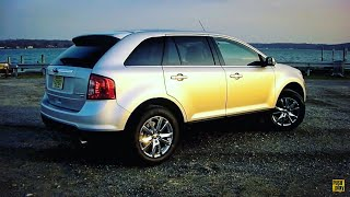 2013 Ford Edge Limited Test Drive & Car Review