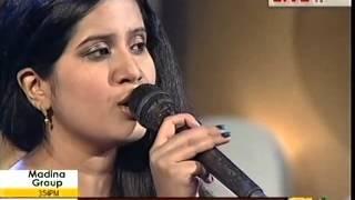 Amar vanga ghorer vanga chala by nancy live wth n0ngor desh tv