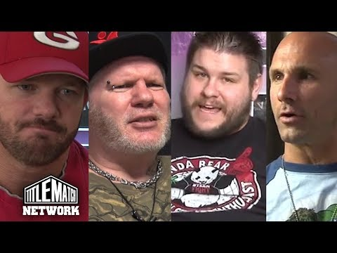 Pro Wrestlers on How CM Punk is in Real Life - Backstage the WWE