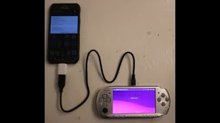 Copying files from Phone to PSP