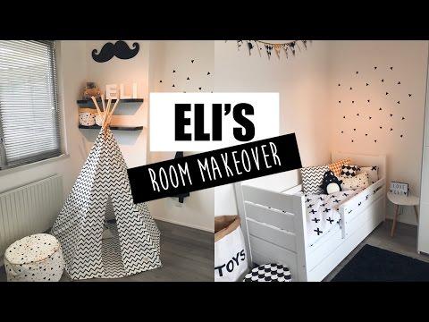 ELI'S ROOM MAKEOVER! - PAULIEN TILSTRA
