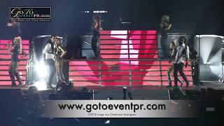 Wisin & Yandel +Jennifer Lopez -Follow the Leader Concert en Puerto Rico