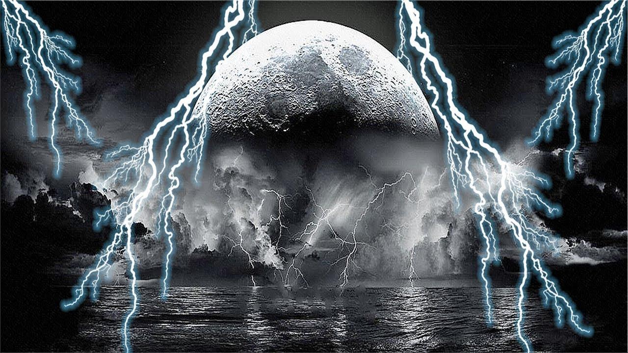 Heavens&Earth:Fireball,Noises,Thunder Moon Eclipse