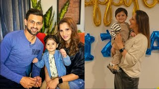 Sania Mirza And Shoaib Malik Wish them Birthday Boy Izhaan Mirza By Sharing Family Pictures!