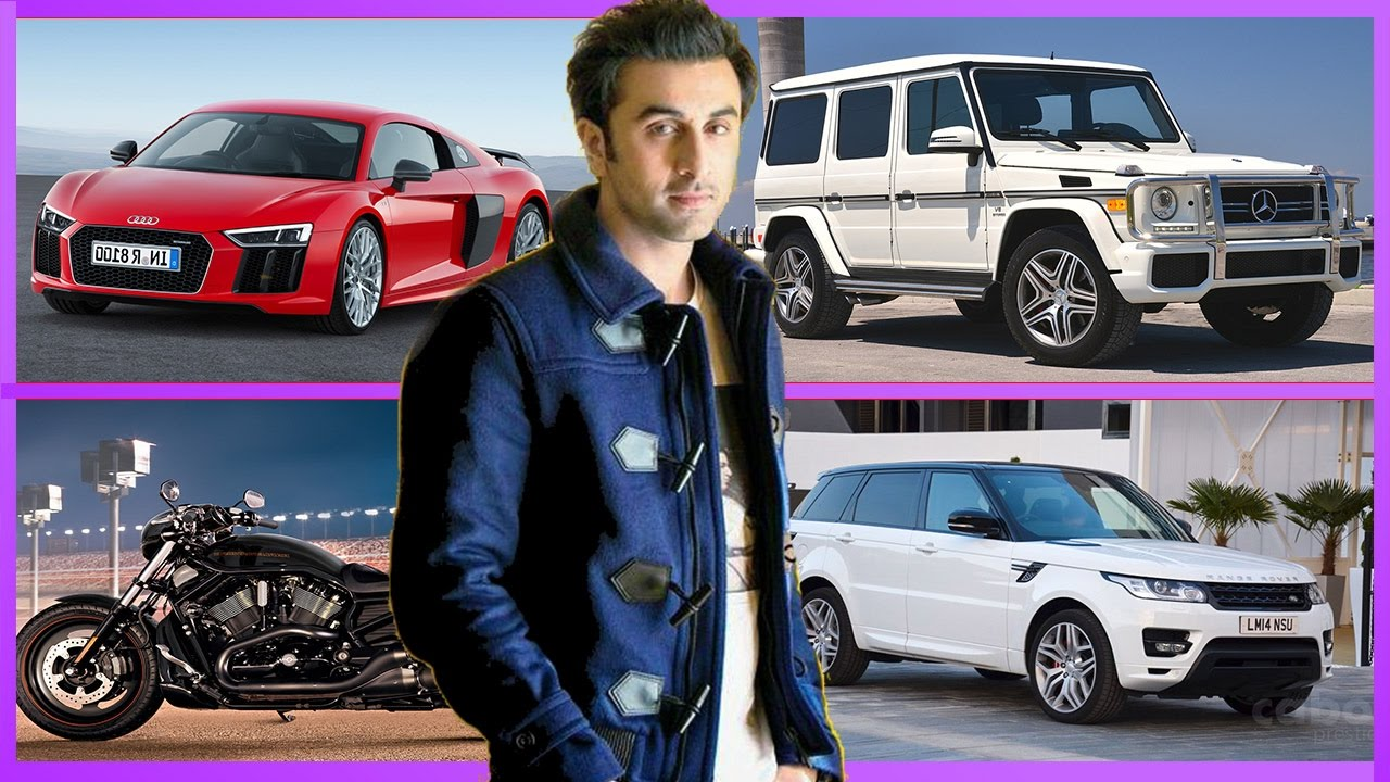 Image result for images of ranbir kapoor cars